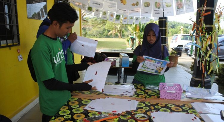 Pengabdian Internasional di Pahang, Malaysia dengan nama Program Khidmat Bakti -Highly Immersive Programme