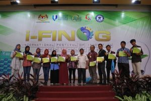 Kegiatan Sayembara Mahasiswa (i-FINOG) International Festival Of Innovation On Green Technology 2018 – Creative And Innovation Through Green Technology