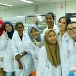 Kegiatan Student Exchange 4 mahasiswi Program Studi Bioteknologi Menjalani Student Exchange (credit transfer) Selama 1 Semester di University Malaysia Pahang tahun 2018
