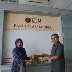 Studi Banding Dan Inisiasi Kerjasama Antar Perguruan Tinggi Di Malaysia (UTM, UTEM, UKM, IIUM, IIIT, UMP)